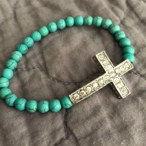 Jewelry - Cross Bracelet